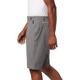 Columbia Triple Canyon Shorts 10'' Homme, city grey/shark